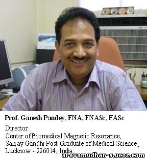 Photograph from the  website ofCentre for Biological Magnetic Resonance, SGPGIMS,Lucknow,INDIA